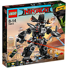 Buy LEGO Ninjago 70613 Garmadon Mecha Man Online at johnlewis.com