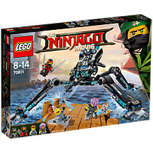 Buy LEGO Ninjago 70611 Water Strider Online at johnlewis.com