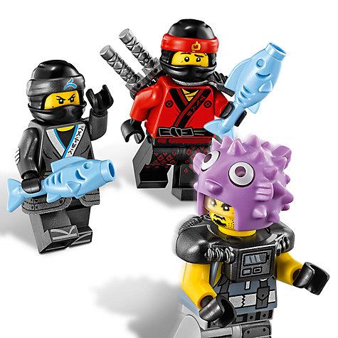 buy lego ninjago 70611 water strider john lewis. Black Bedroom Furniture Sets. Home Design Ideas