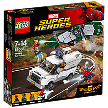Buy LEGO Super Heroes 76083 Beware the Vulture Online at johnlewis.com