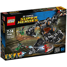 Buy LEGO Super Heroes 76086 Justice League Knightcrawler Tunnel Attack Online at johnlewis.com