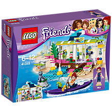 Buy LEGO Friends 41236 Heartlake Surf Shop Online at johnlewis.com