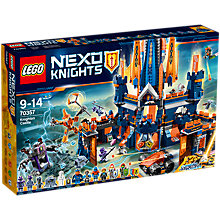 Buy LEGO Nexo Knights 70357 Knighton Castle Online at johnlewis.com