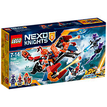 Buy LEGO Nexo Knights 70361 Macy's Bot Drop Dragon Online at johnlewis.com
