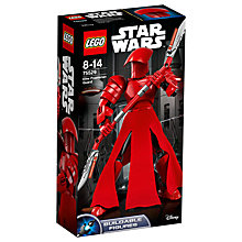Buy LEGO Star Wars The Last Jedi 755529 Elite Praetorian Guard Online at johnlewis.com