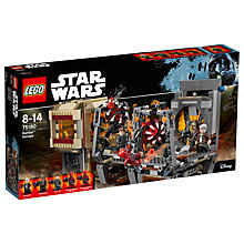 Buy LEGO Star Wars 75180 Rathtar Escape Online at johnlewis.com