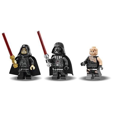 buy lego star wars 75183 darth vader transformation john. Black Bedroom Furniture Sets. Home Design Ideas