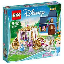 Buy LEGO Disney 41146 Cinderella Enchanted Online at johnlewis.com
