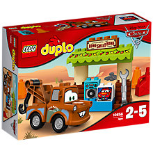 Buy LEGO DUPLO Disney Pixar Cars 3 10856 Mater's Shed Online at johnlewis.com