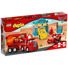 Buy LEGO DUPLO Disney Pixar Cars 3 10846 Flo's Cafe Online at johnlewis.com