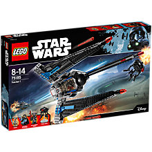 Buy LEGO Star Wars 75185 Tracker I Online at johnlewis.com