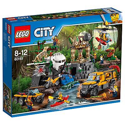 Image of LEGO City 60161 Jungle Exploration Site