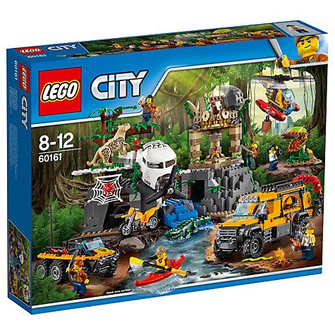 buy lego city 60161 jungle exploration site john lewis. Black Bedroom Furniture Sets. Home Design Ideas