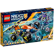 Buy LEGO Nexo Knights 70355 Aaron's Rock Climber Online at johnlewis.com