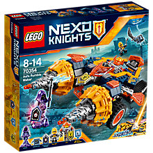 Buy LEGO Nexo Knights 70354 Axl's Rumble Maker Online at johnlewis.com