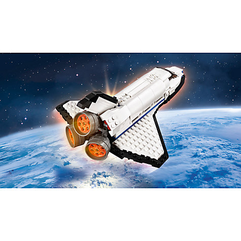 lego creator space shuttle nz - photo #11
