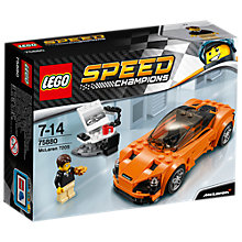 Buy LEGO Speed Champions 75880 McLaren 720S Online at johnlewis.com