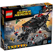 Buy LEGO Super Heroes 76087 Justice League Flying Fox Batmobile Airlift Attack Online at johnlewis.com