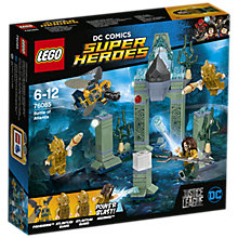 Buy LEGO Super Heroes 76085 Justice League Battle of Atlantis Online at johnlewis.com