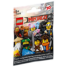 Buy LEGO Ninjago 70619 Ninjago Movie Minifigure Online at johnlewis.com