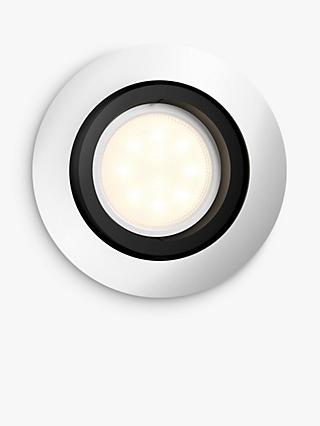 Philips Hue Milliskin Single Recessed Spotlight