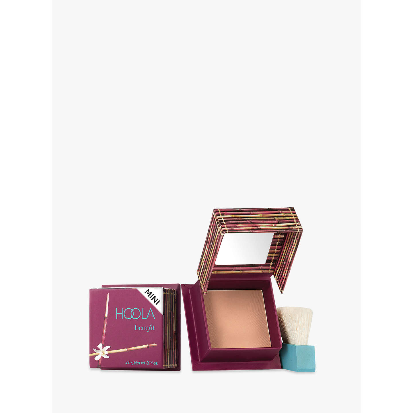 BuyBenefit Gimme Mini Hoola Powder, Tan Online at johnlewis.com