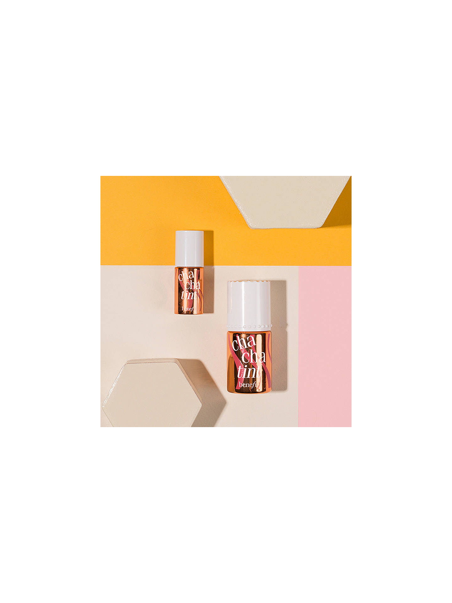 BuyBenefit Gimme Mini Cha Cha Tint Blusher, Mango Online at johnlewis.com
