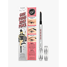 Buy Benefit Gimme Mini Goof Proof Brow Pencil, Medium 03 Online at johnlewis.com