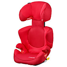 Buy Maxi-Cosi Rodi XP Fix Group 2/3 Car Seat, Poppy Red Online at johnlewis.com