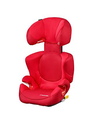 Maxi-Cosi Rodi XP Fix Group 2/3 Car Seat, Poppy Red