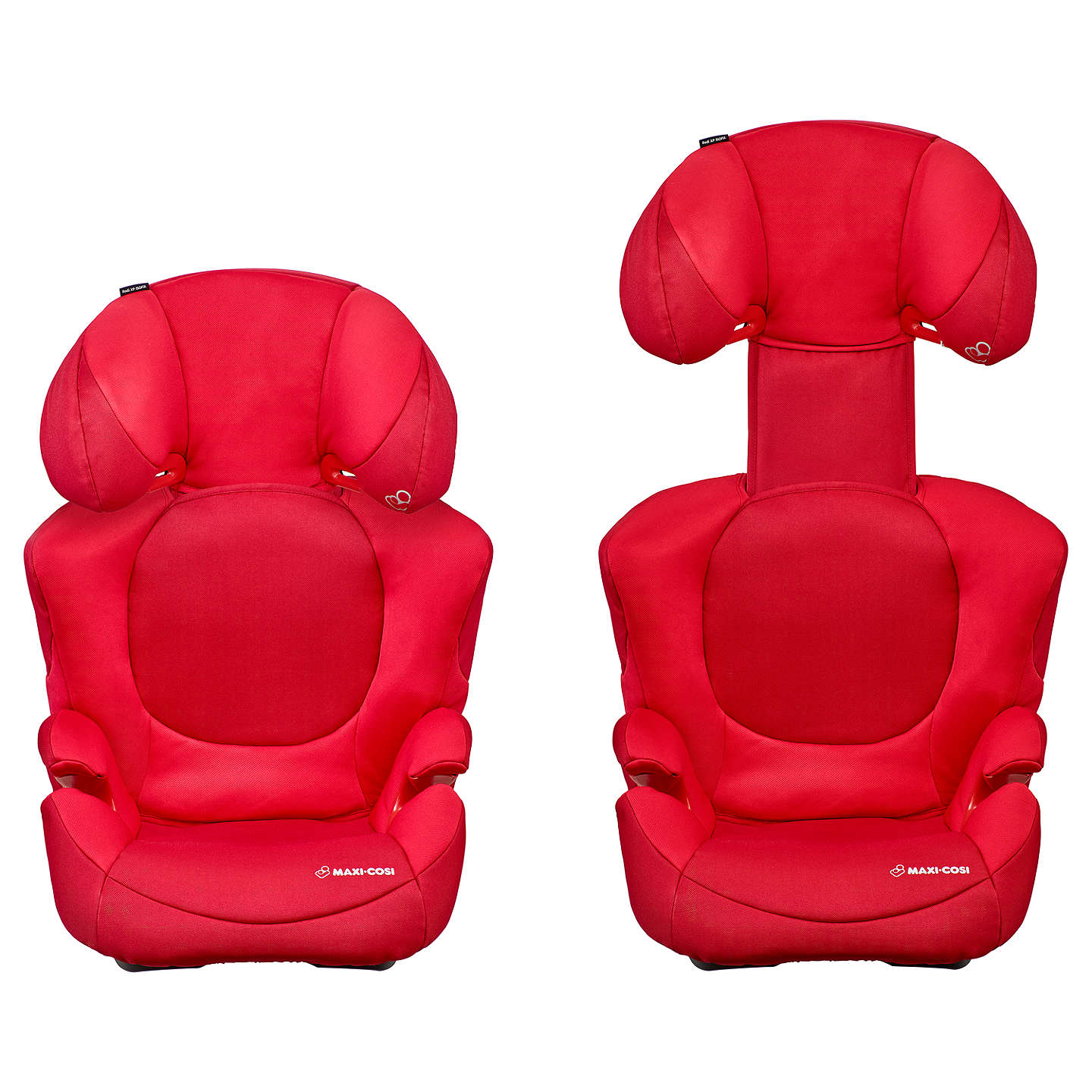 BuyMaxi-Cosi Rodi XP Fix Group 2/3 Car Seat, Poppy Red Online at johnlewis.com