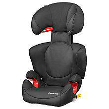 Buy Maxi-Cosi Rodi XP Fix Group 2/3 Car Seat, Night Black Online at johnlewis.com