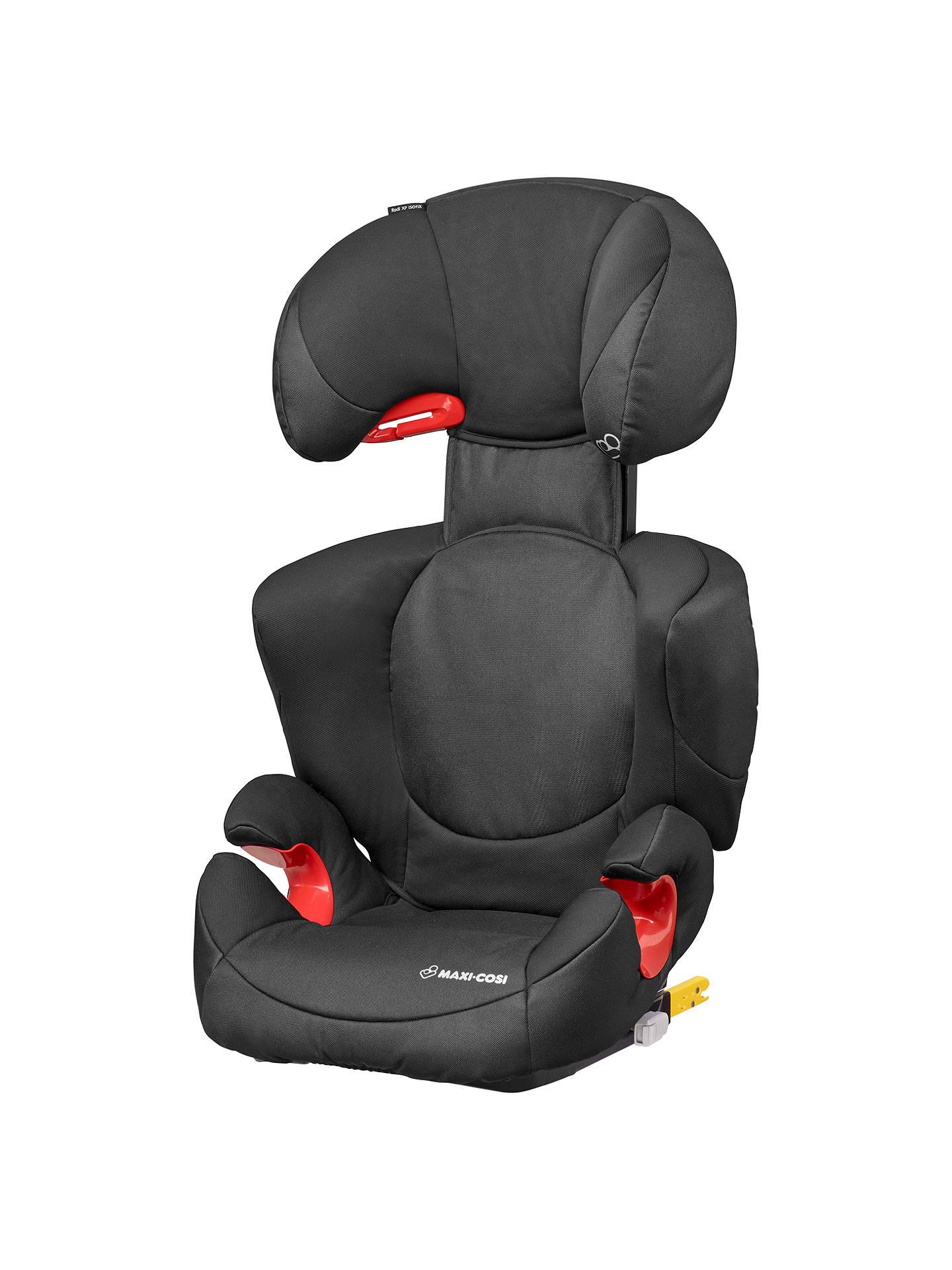 maxi cosi rodi xp fix group 2 3 car seat night black at. Black Bedroom Furniture Sets. Home Design Ideas