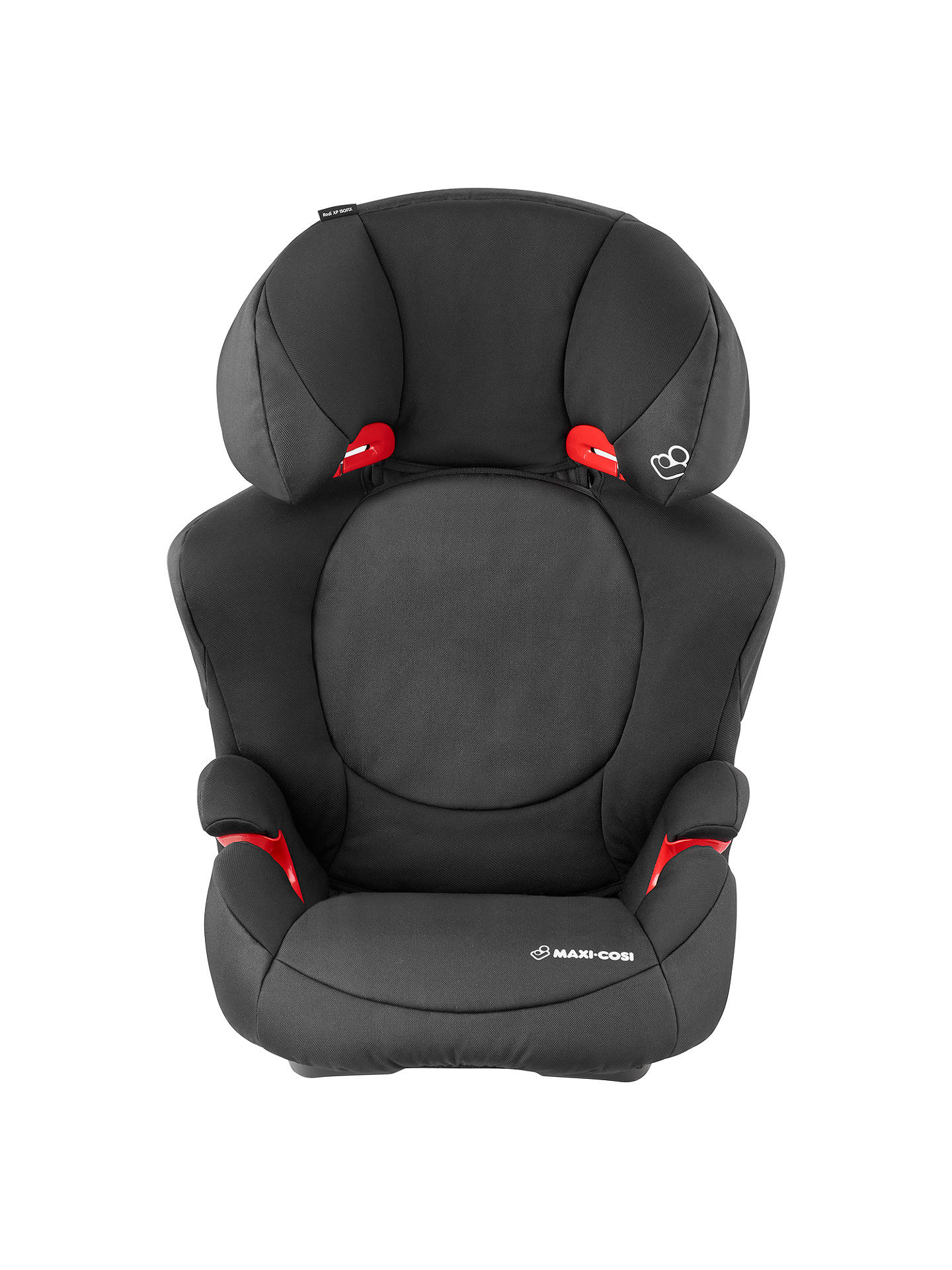 maxi cosi rodi xp fix group 2 3 car seat night black at. Black Bedroom Furniture Sets. Home Design Ideas