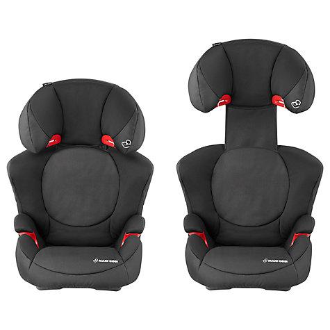 buy maxi cosi rodi xp fix group 2 3 car seat night black. Black Bedroom Furniture Sets. Home Design Ideas