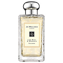 Buy Jo Malone London Lime Basil & Mandarin Daisy Leaf Lace Bottle, 100ml Online at johnlewis.com