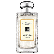 Buy Jo Malone London Peony & Blush Suede Daisy Leaf Lace Bottle, 100ml Online at johnlewis.com