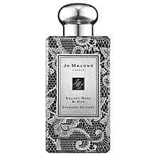 Buy Jo Malone London Velvet Rose & Oud Wild Rose Lace Bottle, 100ml Online at johnlewis.com