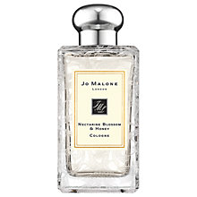 Buy Jo Malone London Nectarine Blossom & Honey Daisy Leaf Lace Bottle, 100ml Online at johnlewis.com