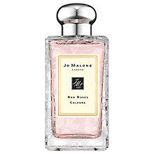 Buy Jo Malone London Red Roses Daisy Leaf Lace Bottle, 100ml Online at johnlewis.com