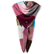 Buy Joules Heyford Gingham Scarf Online at johnlewis.com