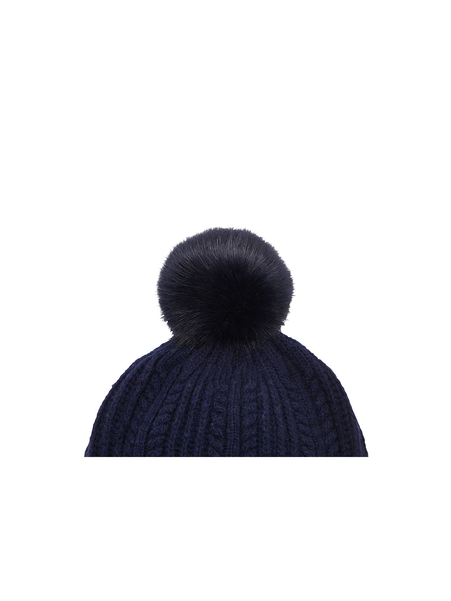 8732dff729b46 Joules Women s Bobble Hat at John Lewis   Partners