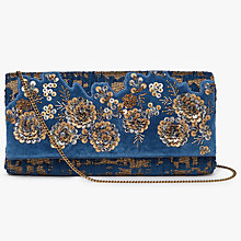Buy John Lewis Fortunni Clutch Bag, Multi Online at johnlewis.com