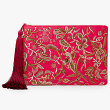 Buy John Lewis Tove Beaded Clutch Bag Online at johnlewis.com