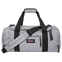Buy Eastpak Reader S Holdall, Sunday Grey Online at johnlewis.com