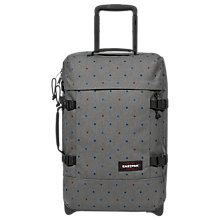 Buy Eastpak Tranverz Small 2-Wheel H51cm Cabin Case, Trio Dots Online at johnlewis.com
