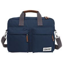 Buy Eastpak Tomec Brief Shoulder Bag, Opgrade Night Online at johnlewis.com