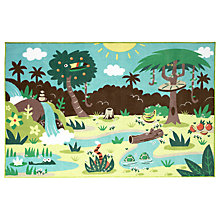 Buy SpinTales Interactive Rug, Green/Multi Online at johnlewis.com