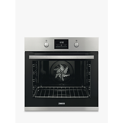 Zanussi ZOP37982XK Built-In Single Electric Oven, Stainless Steel Review thumbnail