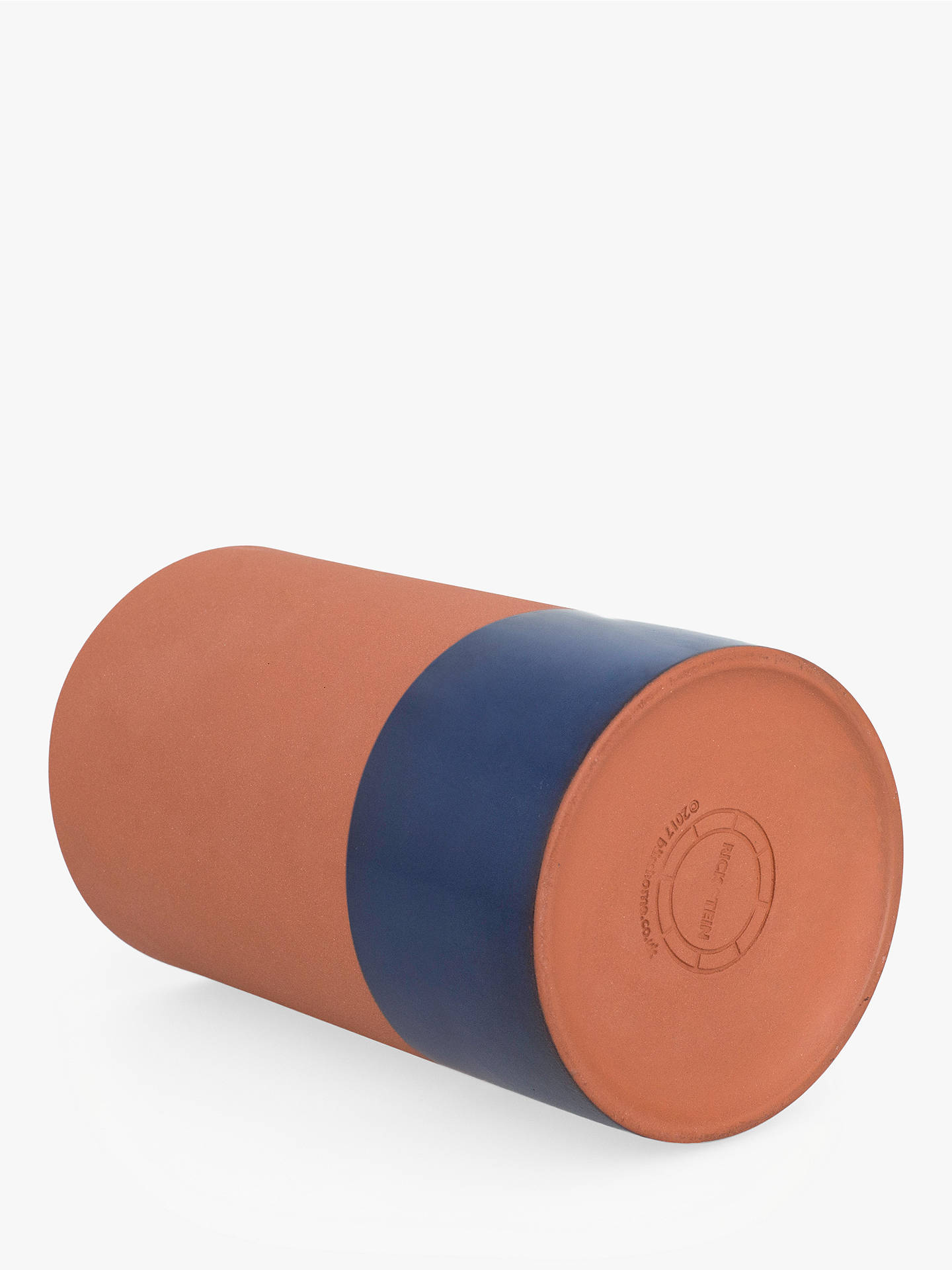 BuyRick Stein Wine Cooler, Terracotta/Blue, Dia.14cm Online at johnlewis.com